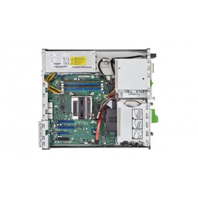 FUJITSU SRV TX1320M4 - E2124@3.3GHz 4C/4T, 16GB, DVDRW, 2x1TB72 3.5 ECO HDD, 1x250W, SLIM SRV - tichý server