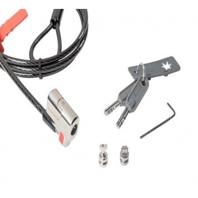 DELL Clicksafe Lock for All DELL security slots