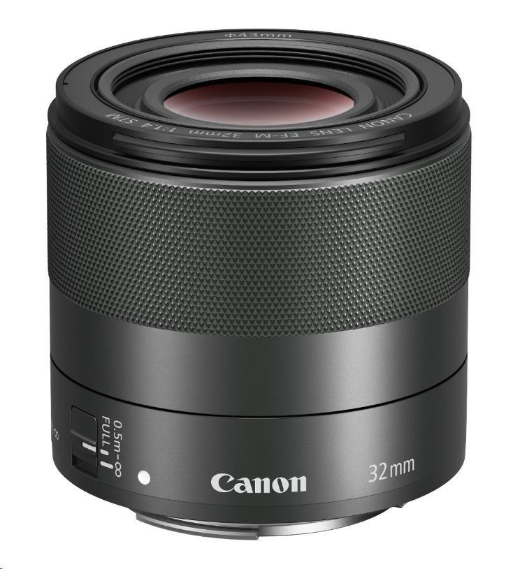 Canon EF-M 32mm f/1,4 STM objektiv