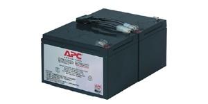 APC Replacement Battery Cartridge #6, SU1000I, SU1000RM, BP1000I, SUA1000I, SMT1000I, SMC1500I