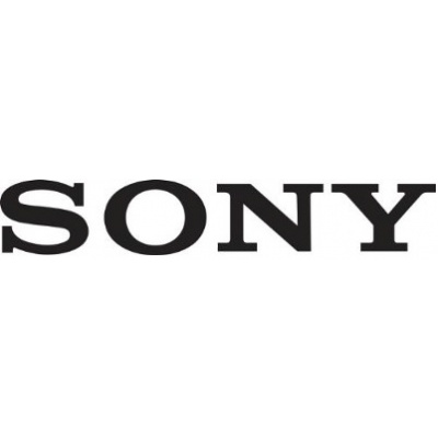 SONY White front cover for FW-75BZ35F