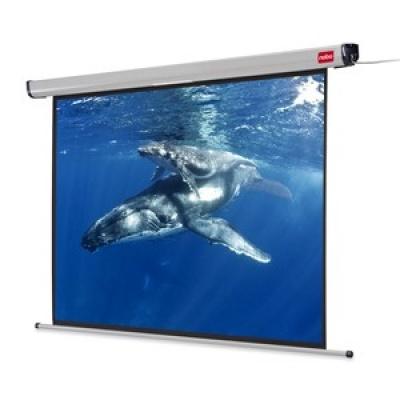 Elektrické projekční plátno NOBO, 160x120cm (4:3), ?200cm