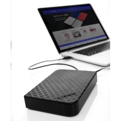 """VERBATIM HDD 3.5""""  2TB Store 'n' Save, USB 3.0, GEN II"""