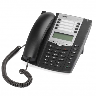 Mitel IP telefon MiVoice 6739i, SIP, bez napájecího zdroje