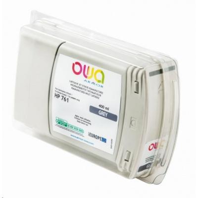 OWA Armor cartridge pro HP DesignJet T 7100, 400ml, CM995A, Grey
