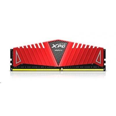 DIMM DDR4 16GB 3000MHz CL16 (KIT 2x8GB) ADATA XPG Z1, 1024x8, Red