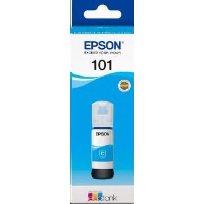 EPSON ink bar 101 EcoTank Cyan ink bottle 70 ml