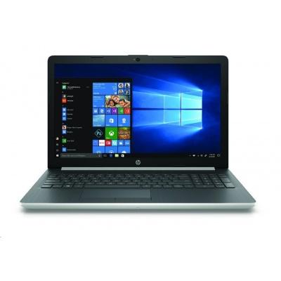 "NTB HP Laptop 15-da1007nc; 15.6"" SVA AG FHD; i5-8265U, 8GB DDR4; 256GB SSD; DVD; GeF MX130-4GB; USB3.1; Win10 - silver"