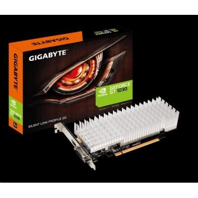 GIGABYTE VGA NVIDIA GeForce GT 1030 2G, 2GB GDDR5, 1xHDMI, 1xDVI-D, passive