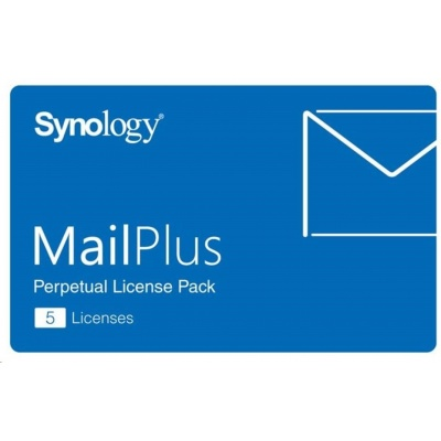 Synology MailPlus 5 Licenses