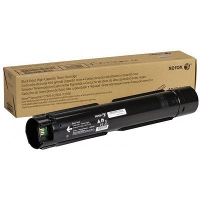 Xerox Black Extra Hi Cap Toner Cartridge pro VersaLink C70xx (23600str., black)