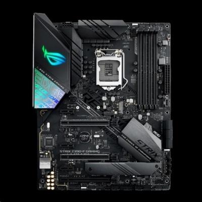 ASUS MB Sc LGA1151 ROG STRIX Z390-F GAMING, Intel Z390, 4xDDR4, VGA