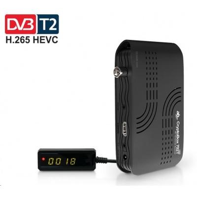 AB-COM SET TOP BOX CryptoBox 702T mini HD DVB-T2 CZ