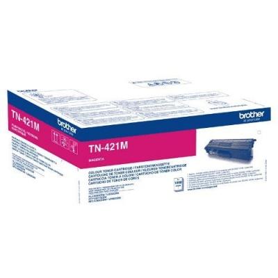 BROTHER Toner TN-421M pro HL-L8260CDW/HL-L8360CDW/DCP-L8410CDW, 1.800 stran, Magenta