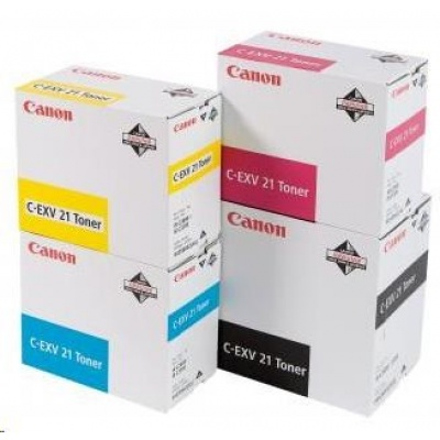 Canon Toner C-EXV 21 Yellow (IRC2380/2880/3380/3080/3580 series)