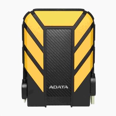 """ADATA Externí HDD 2TB 2,5"""" USB 3.1 HD710 Pro, žlutá"""