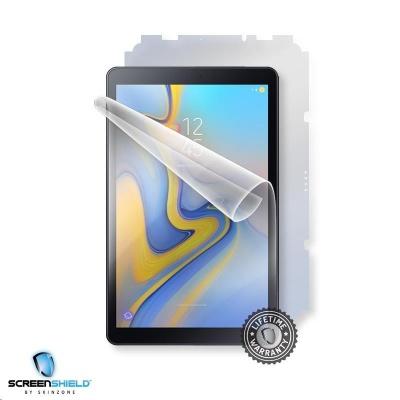 ScreenShield fólie na celé tělo pro SAMSUNG T590 Galaxy Tab A 10.5
