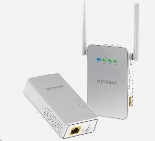 Netgear PLW1000 Powerline 1000 Bundle (1x Powerline WiFi Access Point, 1x Powerline 1000 Adapter)