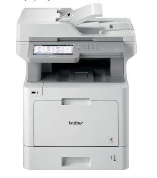 BROTHER multifunkce color laserová MFC-L9570CDW - A4, DUALSKEN ,31ppm, 1GB, 2400x600, PCL, LAN USB WiFi 300listů, 50ADF