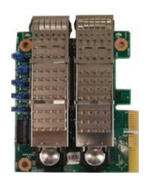 INTEL Dual Port Fabric Upgrade Kit (with Cable) AHWBPFABKITCPU1