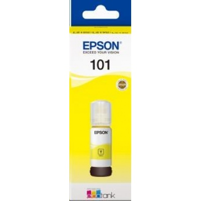 EPSON ink bar 101 EcoTank Yellow ink bottle 70 ml