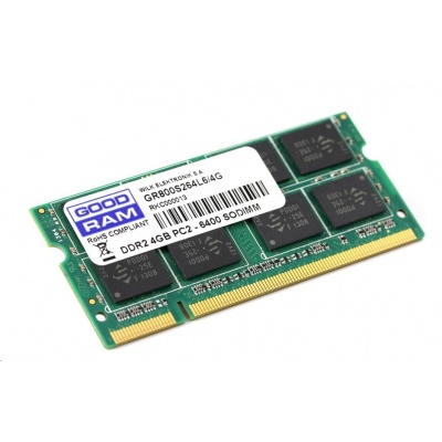 SODIMM DDR2 2GB 800MHz CL6 GOODRAM