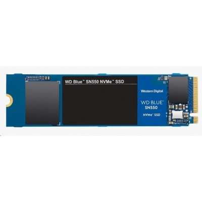 WD BLUE SSD 250GB SN550 NVMe WDS250G2B0C (R:2400/W:950 MB/s)