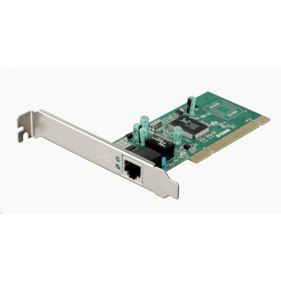D-Link DGE-528T 10/100/1000 Gigabit PCI Ethernet Adapter