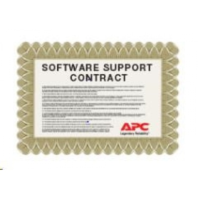 APC (2) Years - Base - Software Support Contract (NBRK0450/NBRK0550)